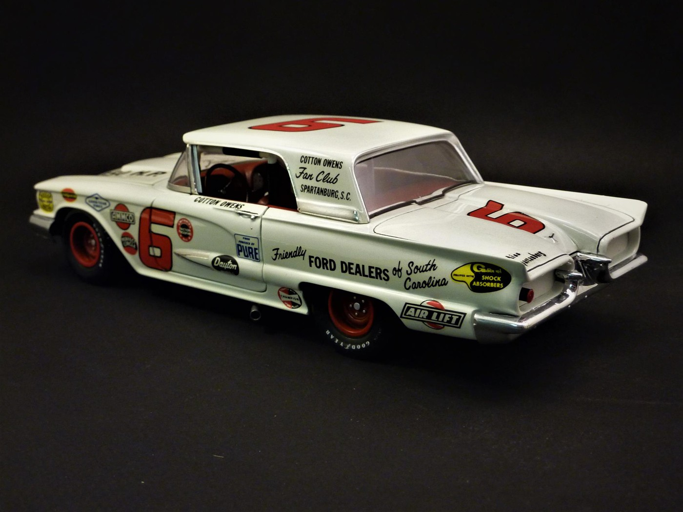 Ford Thunderbird 59 Nascar Cotton Owens terminée - Page 2 Photo12-vi