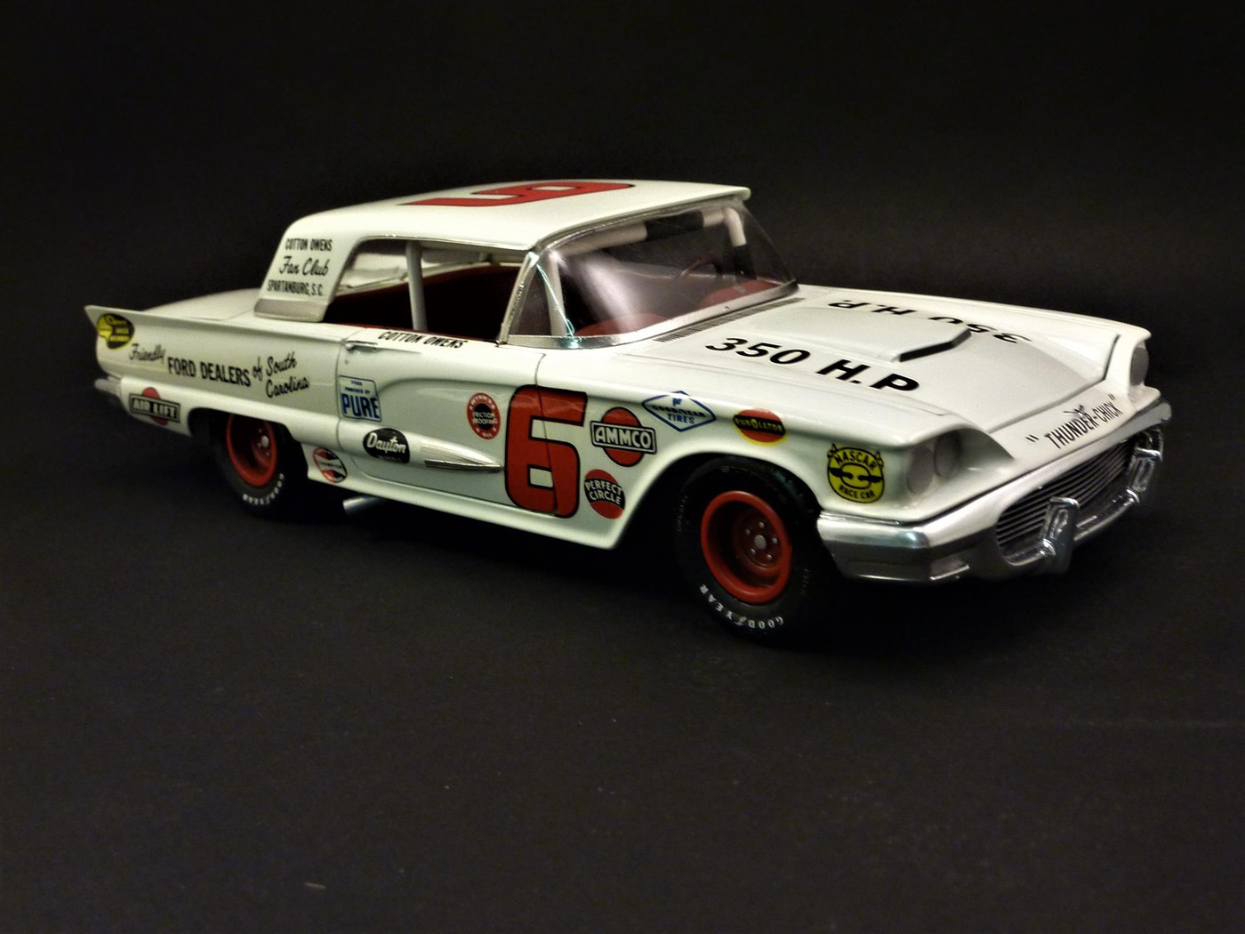 Ford Thunderbird 59 Nascar Cotton Owens terminée - Page 2 Photo16-vi