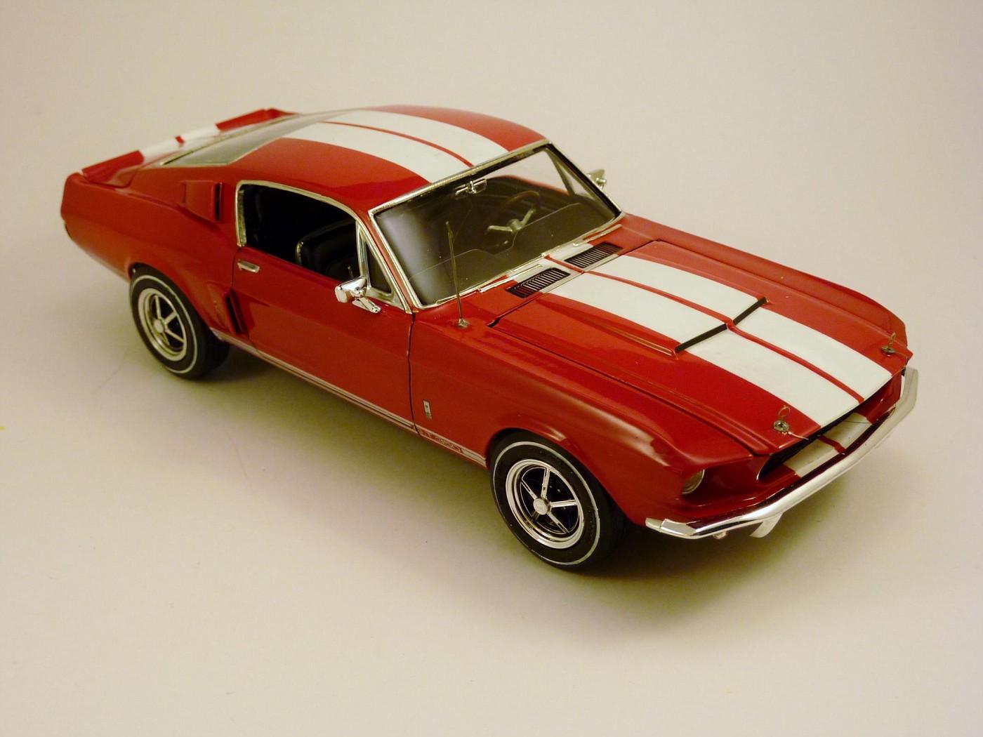projet Mustang shelby gt 500 1969 terminée Photo4-vi