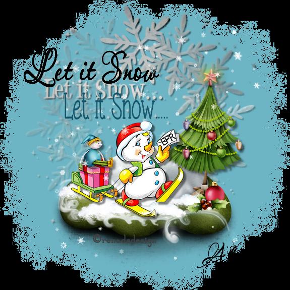 Winter Wonderland Challenge 6 Let_it_snow_alice-vi