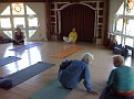 Sivananda Ashram Yoga Ranch... the studio we practiced in mostly