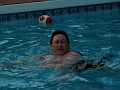 Me in the pool...