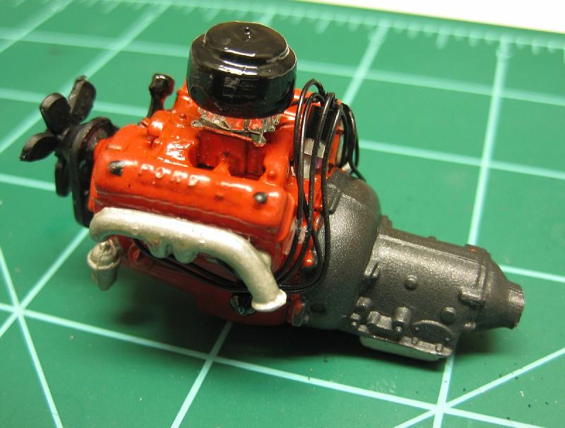 1964 Ford F100 Modelhaus kit 009