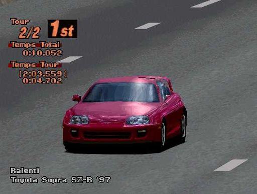 1997 Toyota Supra SZ-R Mk.IV [JZA80]