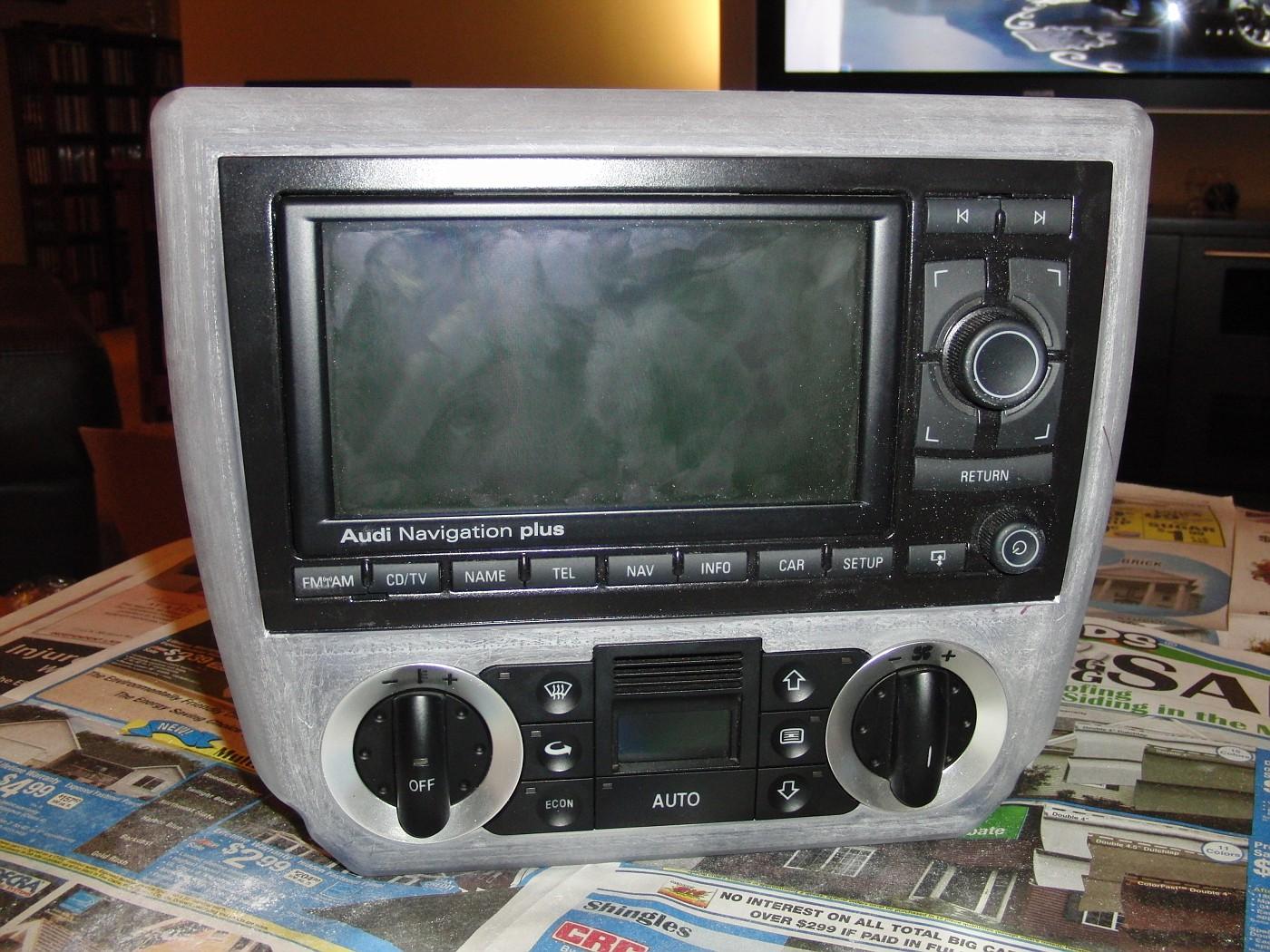 Audi Tt 2 Din In Dash Dvd Gps Navigation Systems