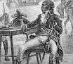 General Toussaint Louverture, St  Domingue. (ca 1800)
