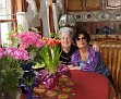 Mom & me, April 2007
