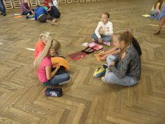1.a ja 5.a klass koostöös