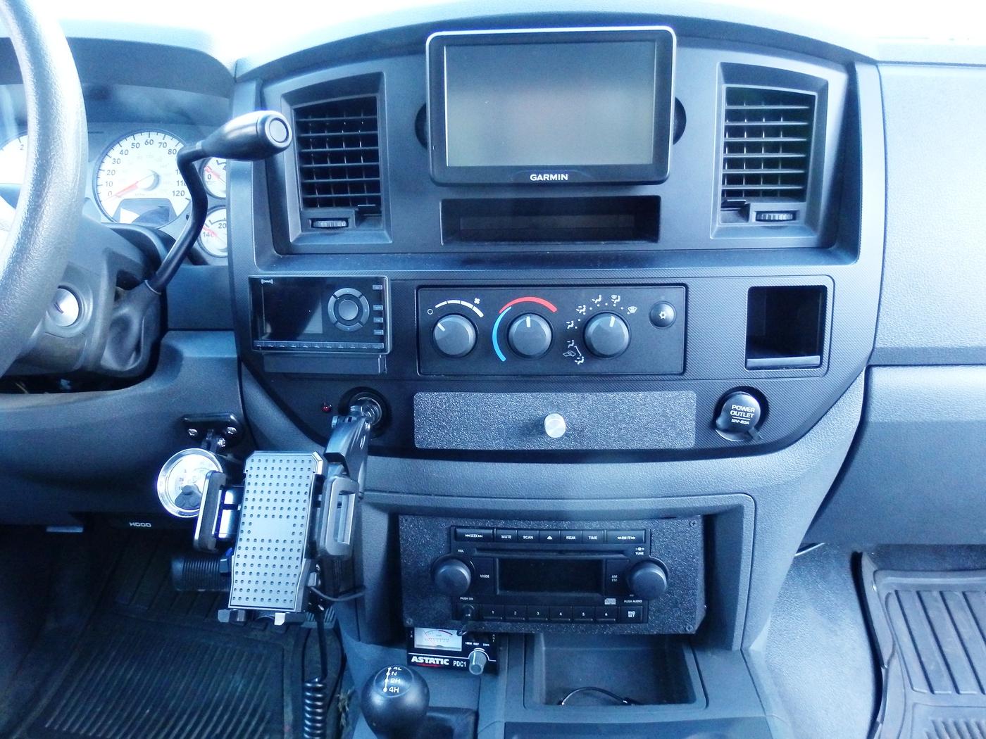 Dodge Ram 2500 Dash Modification Dodge Diesel