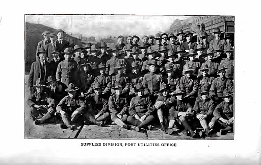 WITH THE ARMY AT HOBOKEN - PAGE 136