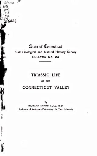 001 - TRIASSIC - TITLE PAGE