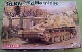 Sd Kfz 164 Hornisse (Nashorn, Early Variant)