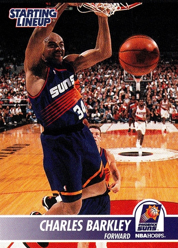 1995 Starting Lineup Charles Barkley (1)