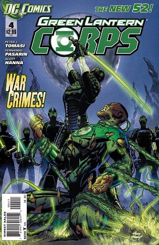 Green Lantern Corps v3 #004
