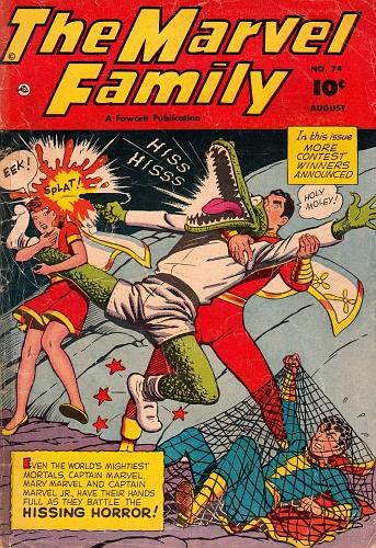 The Marvel Family #074