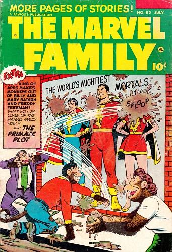 The Marvel Family #085