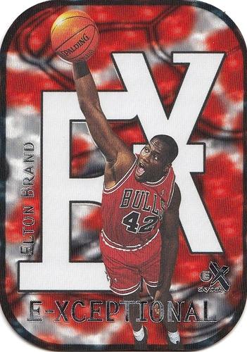 1999-00 EX E-Xceptional #14XC (1)