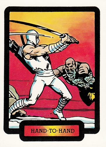 1987 Comic Images GI Joe #17 (1)