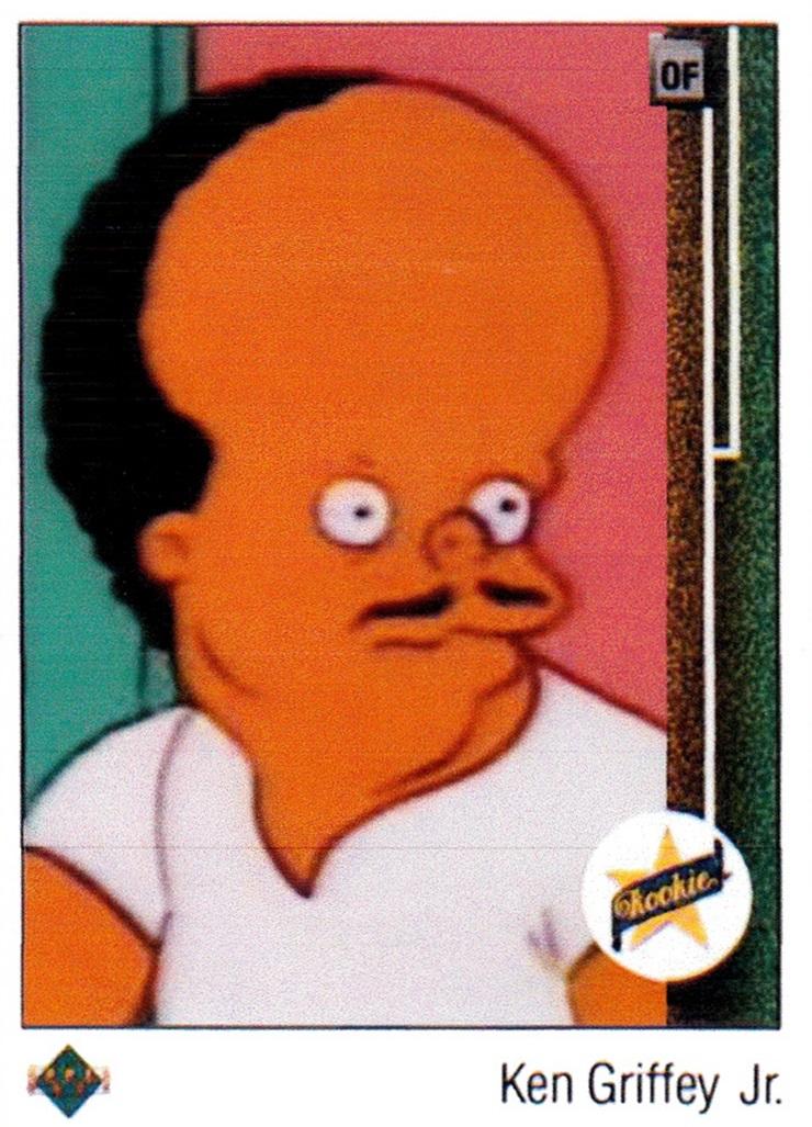 2016 Baseball Card Breakdown Homer at the Bat #07 (1)