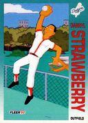 2016 Baseball Card Breakdown Homer at the Bat #17 (1)
