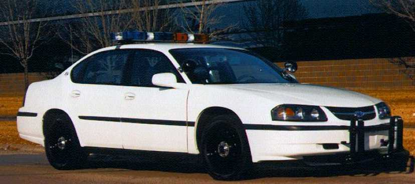 Misc - Chevrolet's 1999 Impala