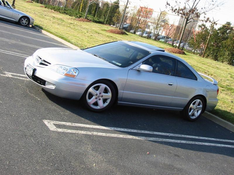 FS: 2002 Acura CL Type S RIMS - The Acura Legend & Acura RL Forum