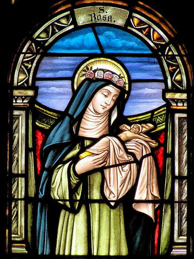 SAINT ANN'S CHURCH - STAINED GLASS - 39