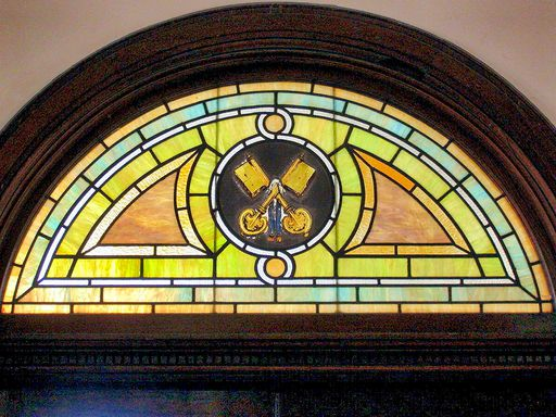 SAINT ANN'S CHURCH - STAINED GLASS - 51