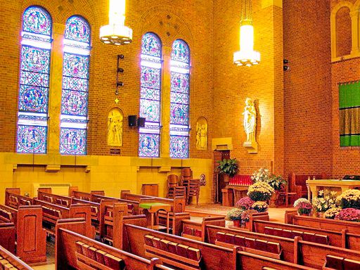 SAINTS PETER AND PAUL CHURCH - 33