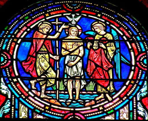 SAINTS PETER AND PAUL CHURCH - STAINED GLASS - 34