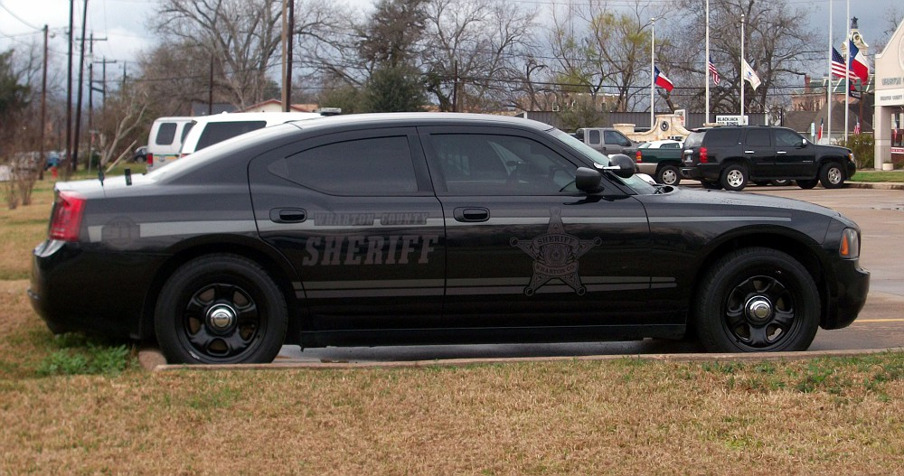 Police Car Website >> Wharton County