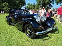 1938 Mercedes-Benz Autobahn Kurier owned by Arturo & Deborah Keller