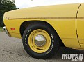 mopp 1011 08 o+1970 plymouth road runner convertible+dog dish wheels