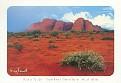 Australia - Uluru-Kata Tjuta Desert