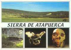 Spain - Atapuerca Graves (World's Oldest Burial)