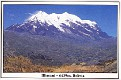 LA PAZ - Mt Illimani