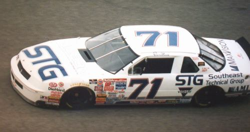 #71 STG Micron Dave Marcis 1994 - JNJ - JNJ Decals