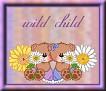 Friends with flowerswild child