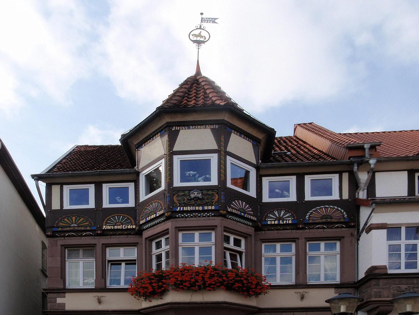 Fachwerkhaus in Blomberg