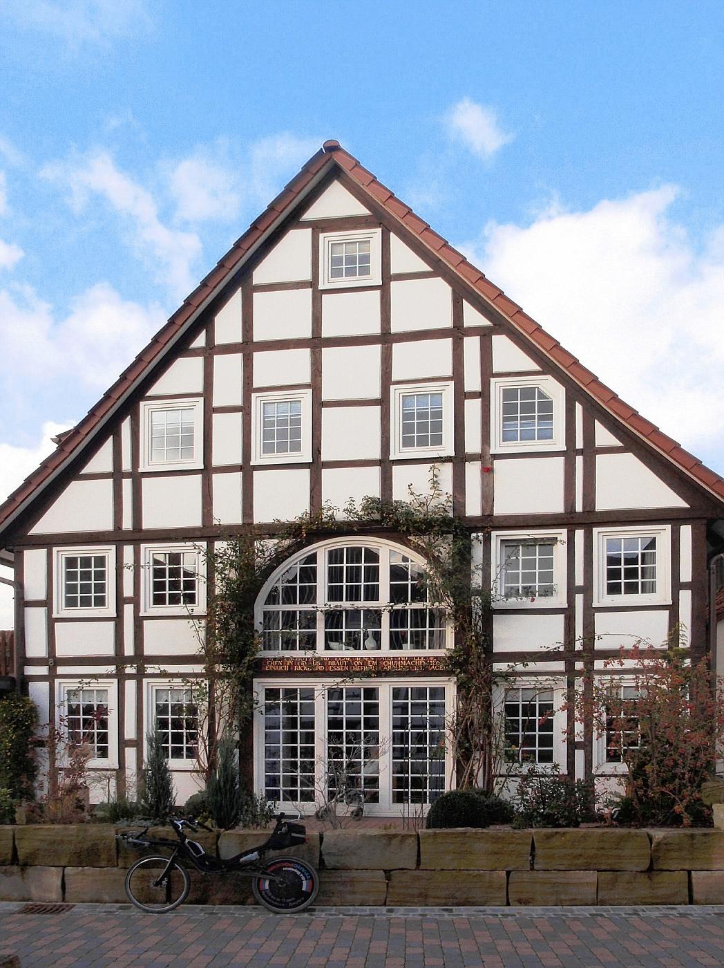 Fachwerkhaus in Aerzen