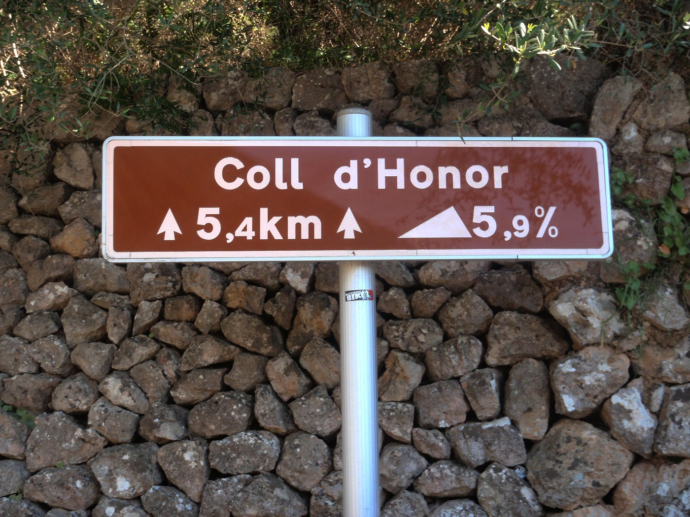 Coll d'Honor