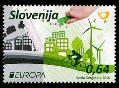 Pomisli zeleno! - think green!