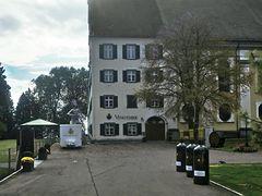 Am Schloss Friedrichshafen