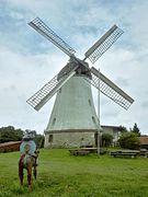 Kampf gegen die Windmühle