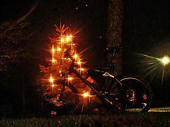 BlackStar in Weihnachtsstimmung