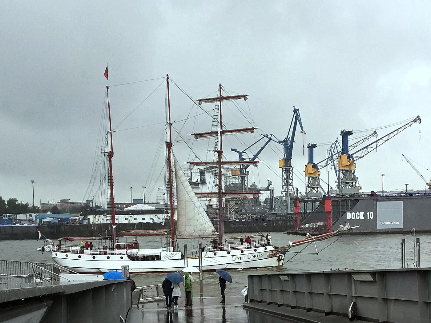 Norderelbe Dock 10
