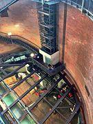 Schacht des St.Pauli Elbtunnels