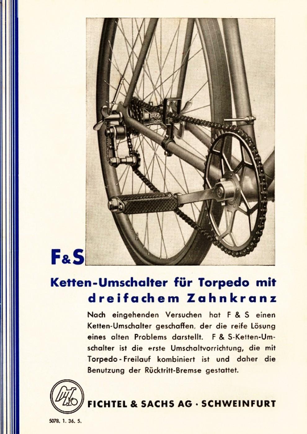 Fichtel & Sachs 3