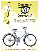 NSU Sportrad 1939