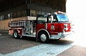 Cleveland Fire Museum's truck